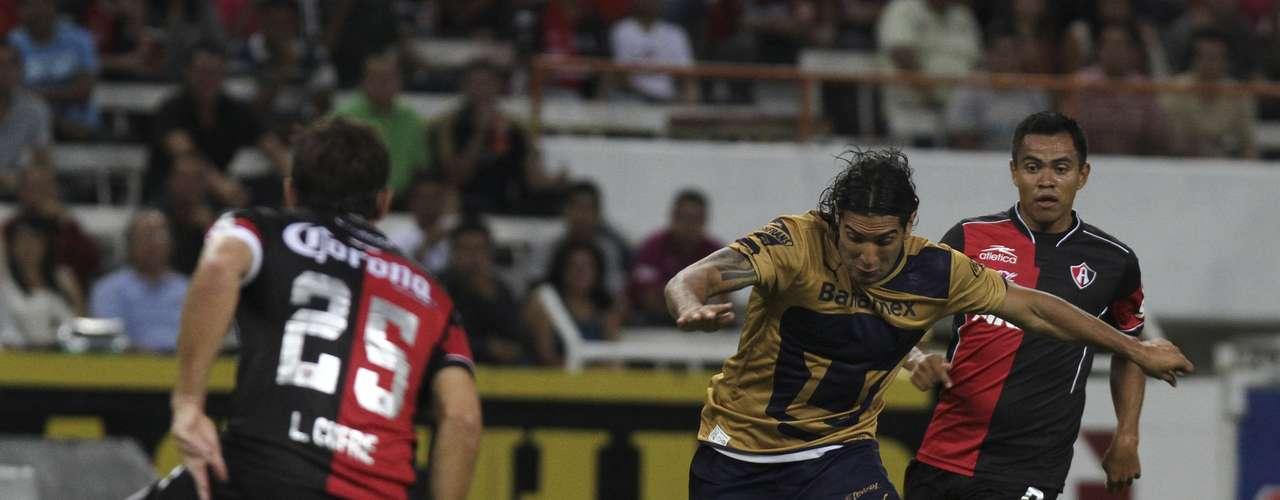 Domingo 6 de enero - Pumas recibe al Atlas en CU en la jornada 1 del Clausura 2013
