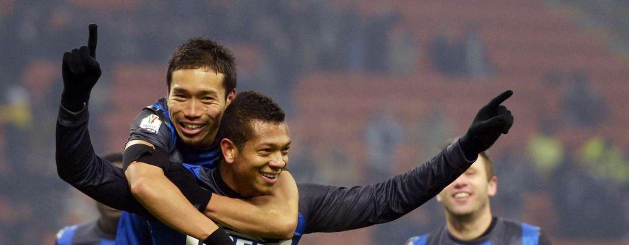 Domingo 6 de enero - Inter de Milánvisita al Udinese en partido de la Serie A del futbol italiano