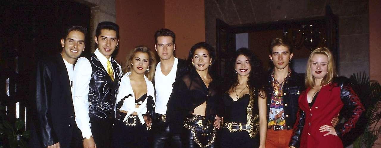 El grupo Garibaldi, famoso a finales de los años 80, se reunirá en una gira de reencuentro para recordar viejas glorias con los integrantes originales. Foto Archivo/México, 2010.