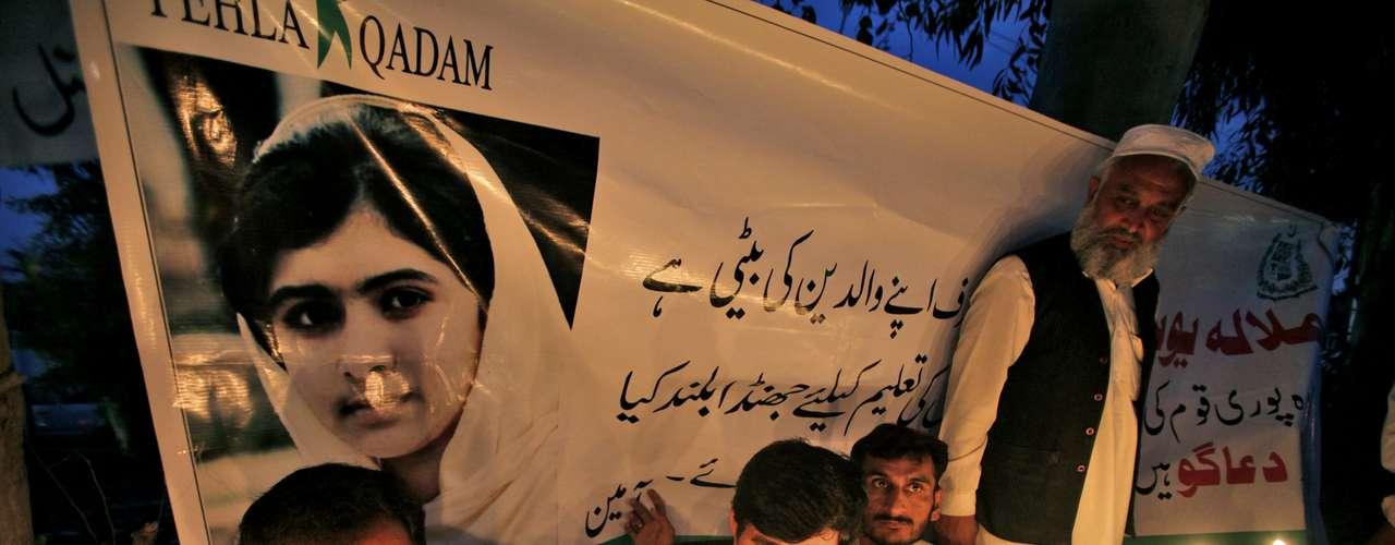 El padre de Malala dijo en octubre que estaba seguro de que ella \