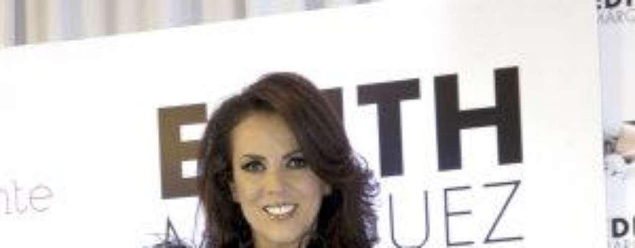 Edith nació en Puebla, Puebla, México el 27 de enero de 1973. Es una cantante y actriz que Interpretó el tema central de la telenovela \