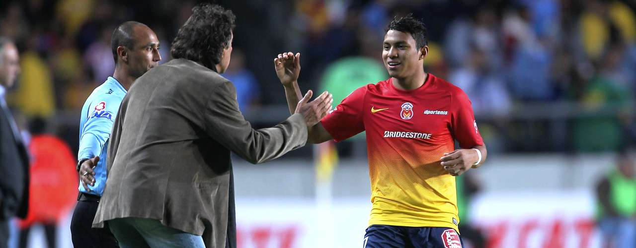 Morelia had plenty of scoring opportuntiies with Jesus Corona saving the team on variou occasions.
