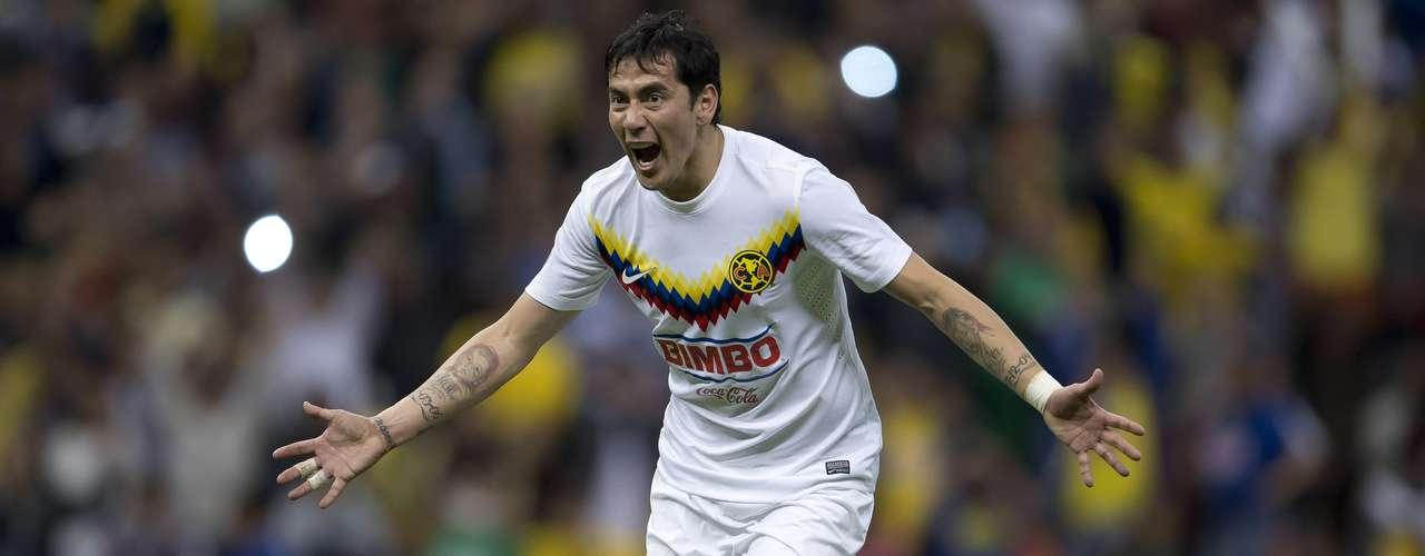 Una absurda mano dentro del área por parte de José María Basanta en tiempo de compensación permitió que Sambueza transformara el 2-1 final(94').