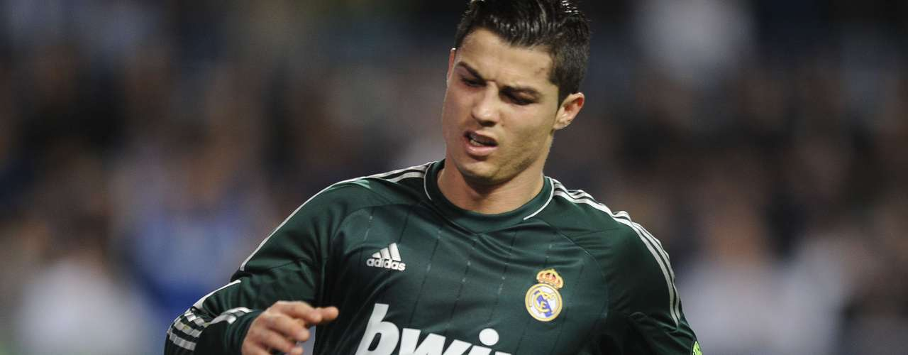 Cristiano Ronaldo (Forward - Portugal)
