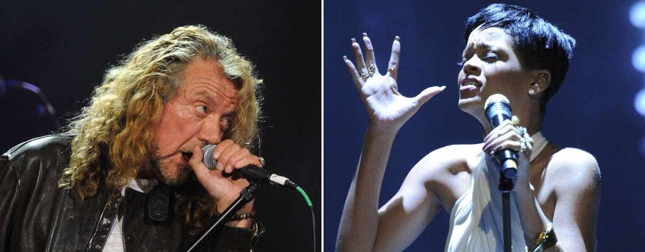 Otra diferencia abismal es la existente entre Rihanna y Led Zeppelin, de acuerdo con el sitio buzzfeed.com, encargado de difundir esta información. Tanto la banda de Robert Plant como R.E.M. y Depeche Mode dificilmente cuentan con un sencillo que ocupe los primeros lugares en las listas de popularidad, mientras Rihanna en su corta trayectoria cuenta con diez números uno.