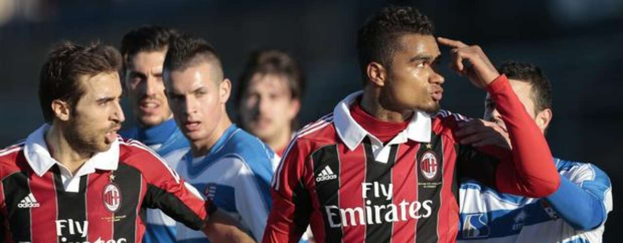 On January 3rd, during a friendly between Milan and lower division Pro Patria of Italy, some fans started to make monkey sounds.Kevin Prince Boateng threw the ball to the stands and walked off the pitch along with all his teammates.
