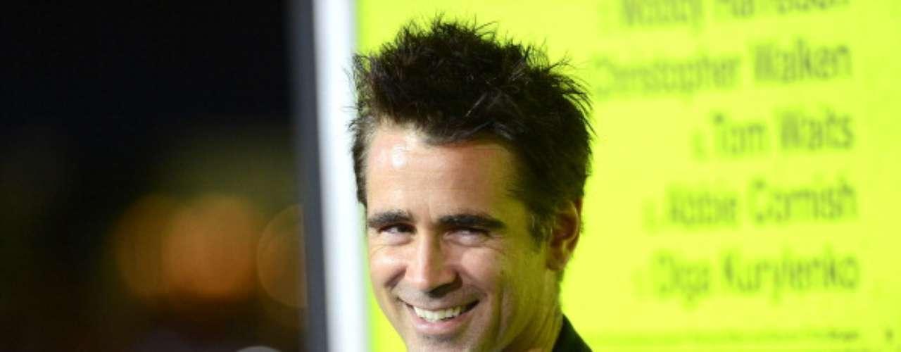 Colin Farrell: En marzo de 2006 una ex del actor irlandés, Nicole Narain, distribuyó un video de ambos teniendo sexo, grabado tres años antes.