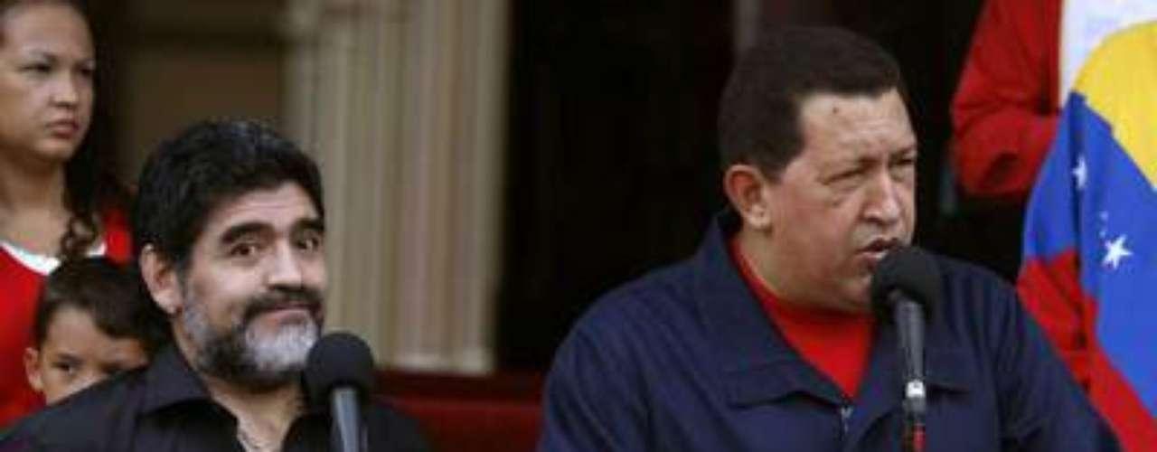 El 22 de julio de 2010 el presidente Chávez rompió relaciones diplomáticas con Colombia. Esto ocurrió en la sesión especial del Consejo de Seguridad de la OEA, donde Bogotá mostró pruebas de la presencia en Venezuela de guerrilleros de las Farc y del Eln. \