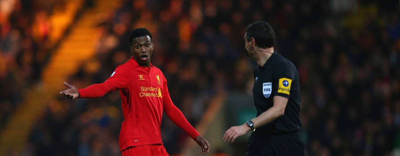 Daniel Sturridge: Left Chelsea for Anfield as he joined Liverpool in a US$21 million transfer.
