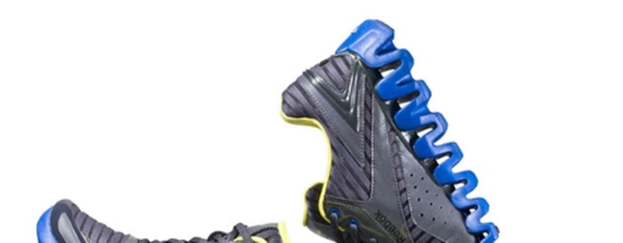 ZigActivate. Estos tenis cuentan con un diseño innovador en la suela para un mayor retorno de energía y máximo amortiguamiento. Asimismo, poseen una malla superior única y una estructura lineal diseñada para flexionarse junto con tus pies.