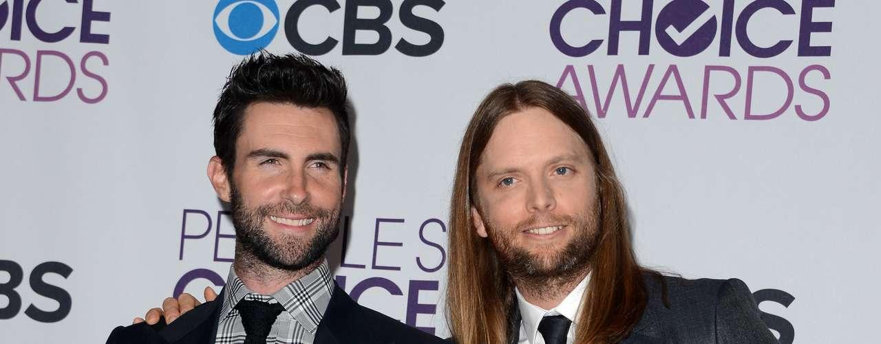 Maroon 5. \