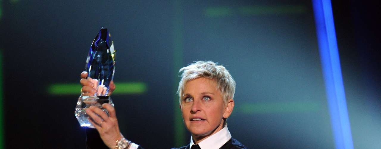 Ellen DeGeneres. \