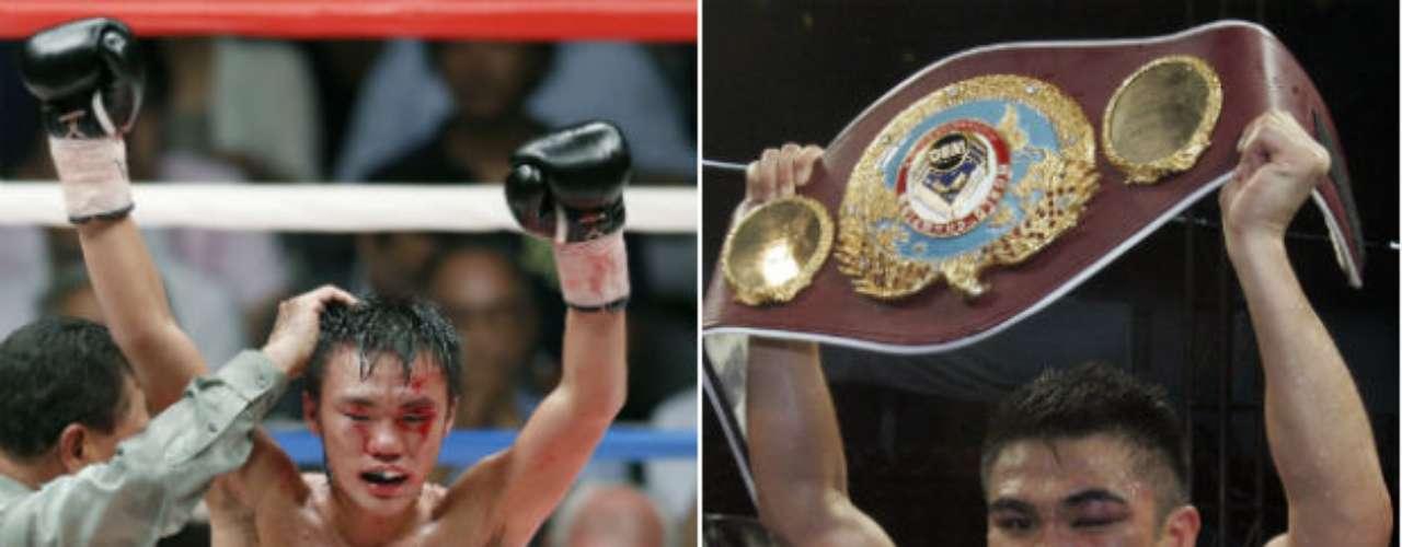 En la categoría de peso mosca se daría el enfrentamiento entre el hawaiano Brian Viloria ante el japonés Toshiyuki Igarashi.