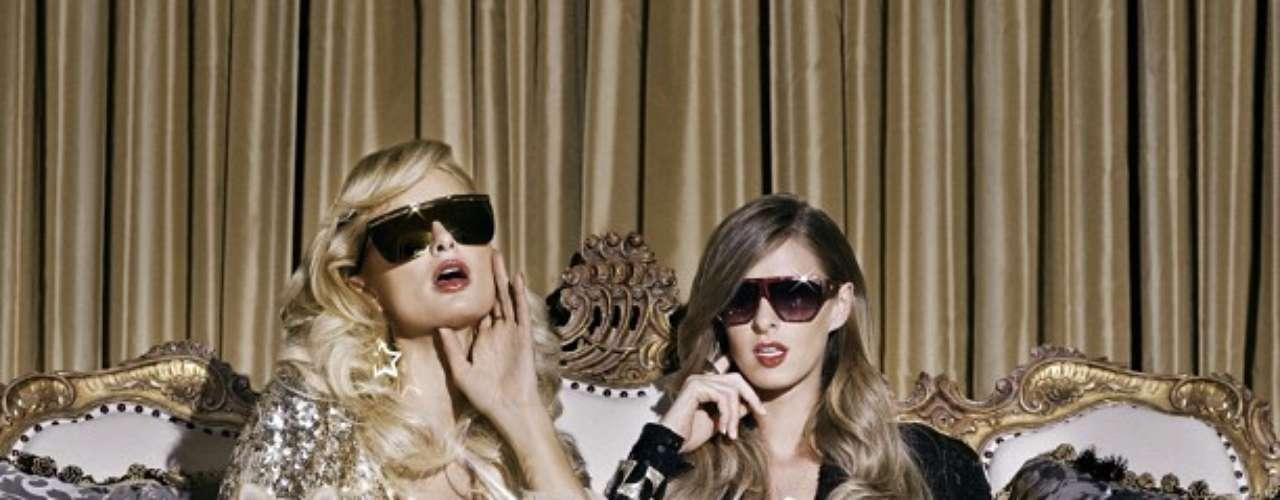 Paris y su hermana Nicki tienen estilos muy diferentes. Nikies más clásica y sobria mientras que Paris es más audaz.