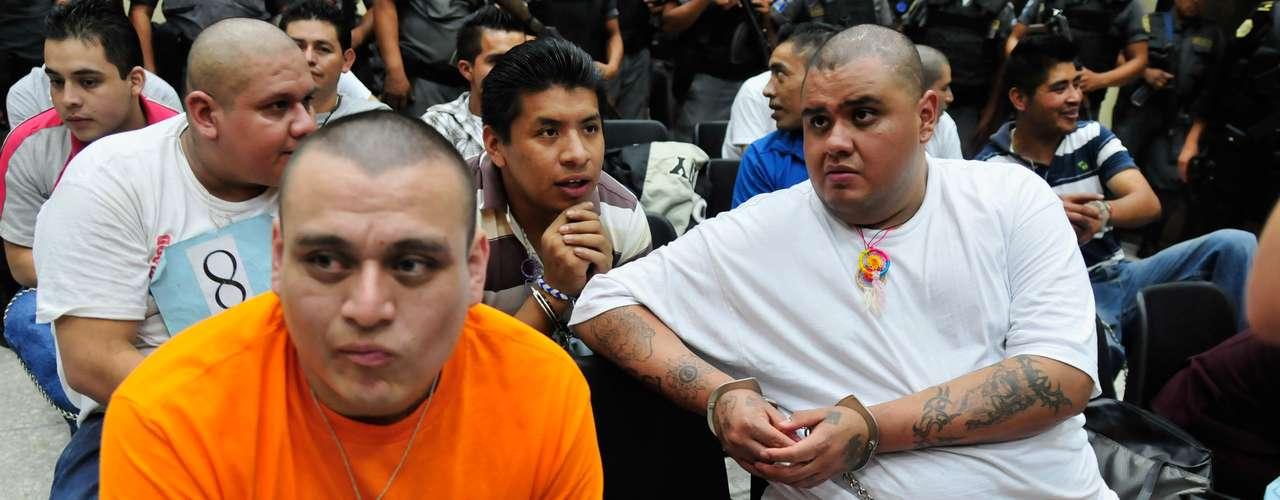 Ambas organizaciones mafiosas actúan en alianza con grupos de narcotraficantes guatemaltecos en operaciones hace varios años, dijo. \
