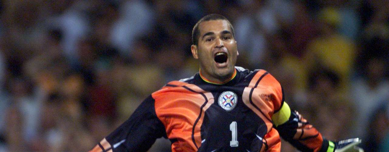 Ceni shattered the record of another great, Paraguay's Jose Luis Chilavert who scored 62 in his career. He still holds the record for international goals and is the only goalkeeper in history to score a hat trick.