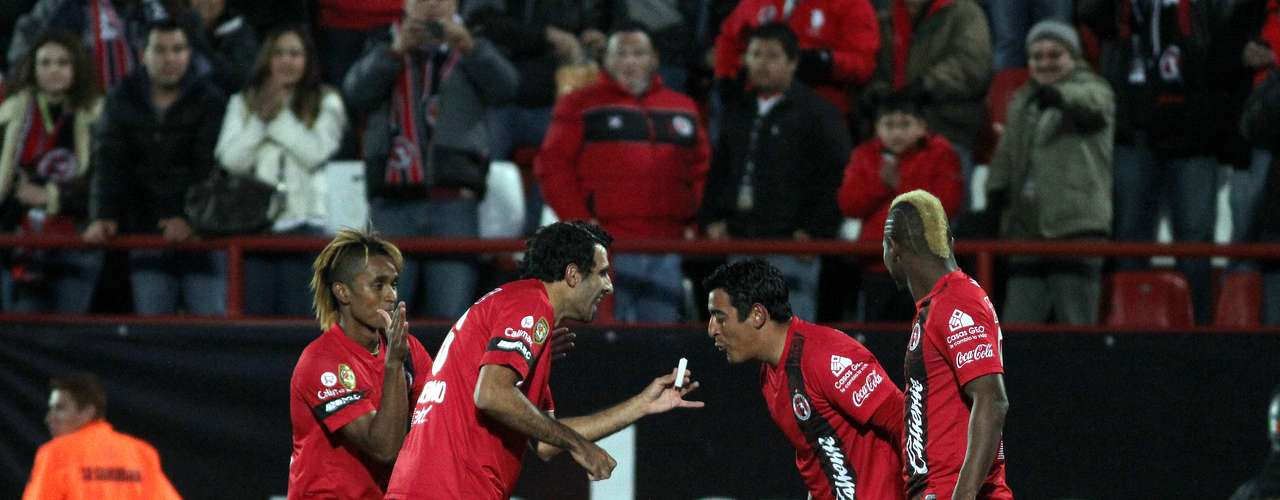 With a goal by Alfredo Moreno, Tijuana defeated Leon 1-0 for its second straight win in Liga MX.