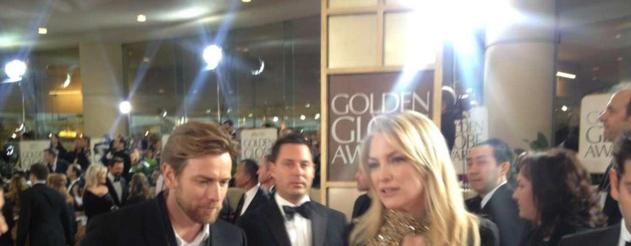 Kate Hudson ganó un Globo de Oro en 2001 por la película 'Casi famosos'.