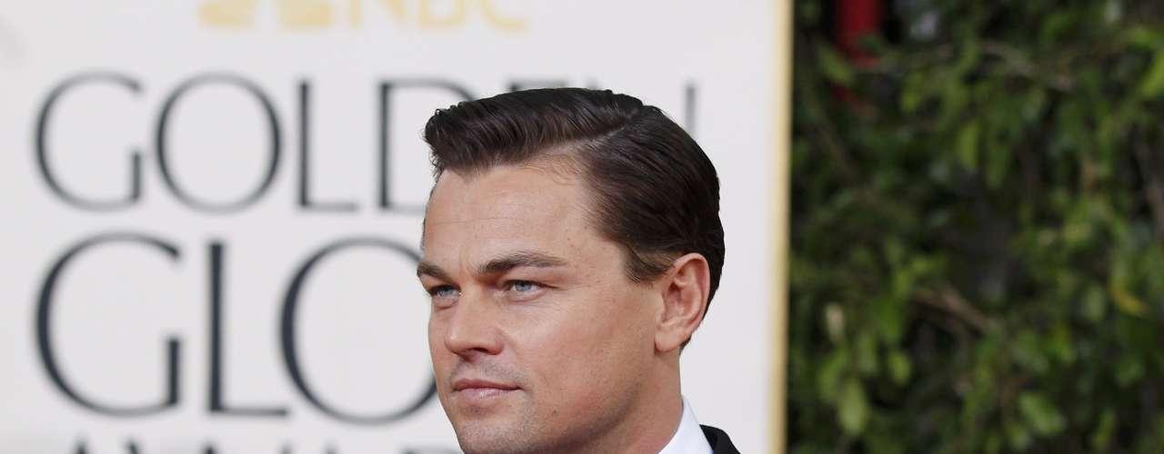 Tal parece que por Leonardo DiCaprio nunca pasan los años. ¡Está guapísimo!