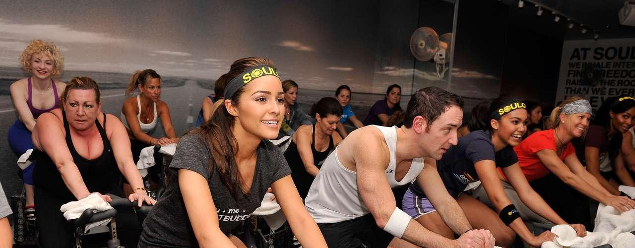 A través de una divertida sesión de ejercicios, las soberanas demostraron que no solo son mujeres hermosas y talentosas, sino con un gran estado físico que les permite estar en forma a través de esta experiencia de Fitness y entre amigas.