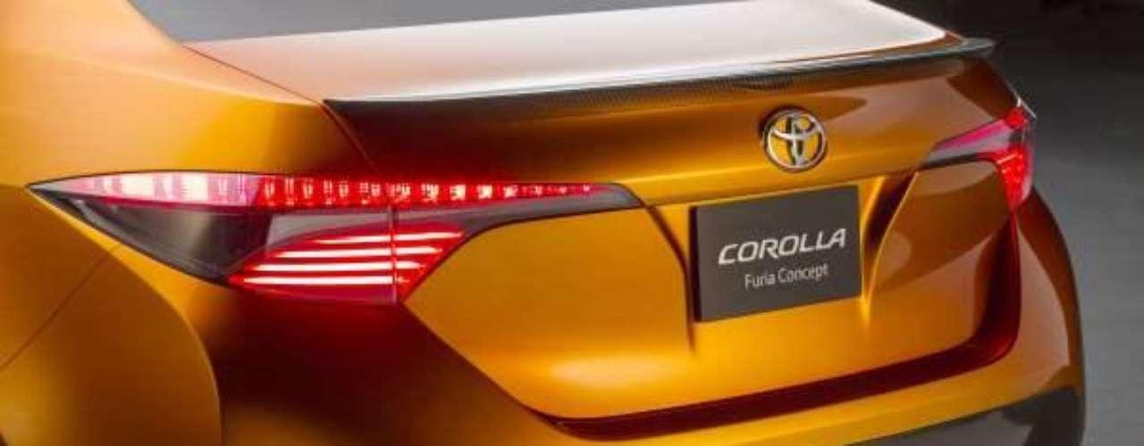Foto Toyota Corolla Furia Concept