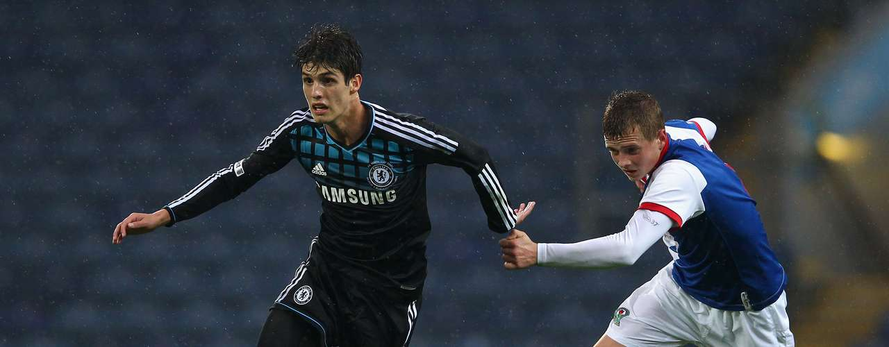 Lucas Piazon: The young Brazilian prospect who recently scored his first goal for Chelsea has gone on loan to Málaga, where he is hoping to get more minutes.