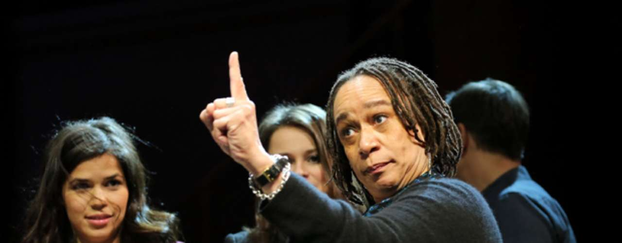 Even S. Epatha Merkerson was there!