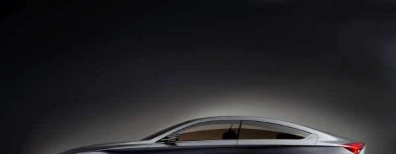 Foto Hyundai Genesis HCD-14 Concept