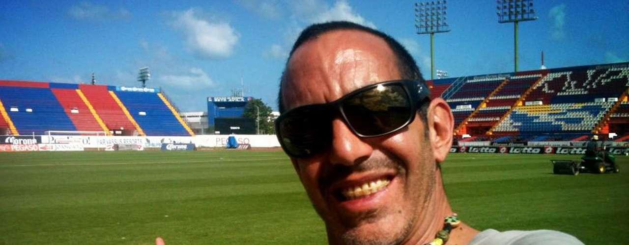 'El Chori' dedico su último tweet a su equipo de futbol favorito: \