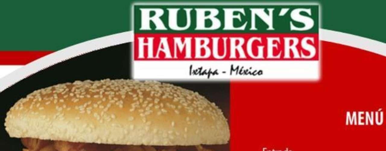 Rubens Hamburguers. Provenientes de un pintoresco local de Zihuatanejo, estas hamburguesas se hicieron de fama por su calidad. Son una de las mejores de la capital y aunque pueden ser más caras que las típicas de carrito son un must entre los hamburgueseros. Carne Top Sirlon con queso gouda asado al carbón será saboreado por tu paladar. Los precios oscilan entre los $50 y $90 pesos. http://www.rubens-hamburgers.com.mx @rubenshamburger