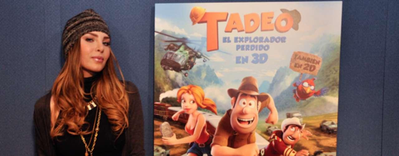 Belinda fue nominada en la categoría de Mejor Canción Original, en los premios Goya de España, gracias al tema \
