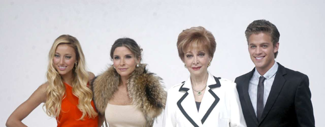 Sofia Sisniega (1st, from left to right) is part of the \