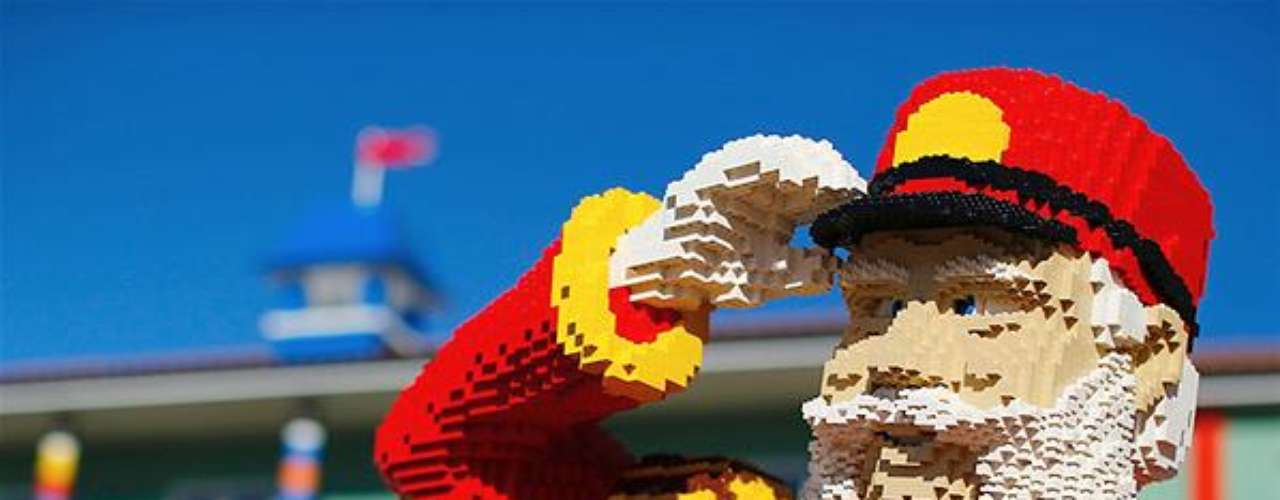 El Hotel abrirá sus puertas dentro del resort Legoland, en California, y tendrá habitaciones temáticas y divertidos juegos para todas las edades.