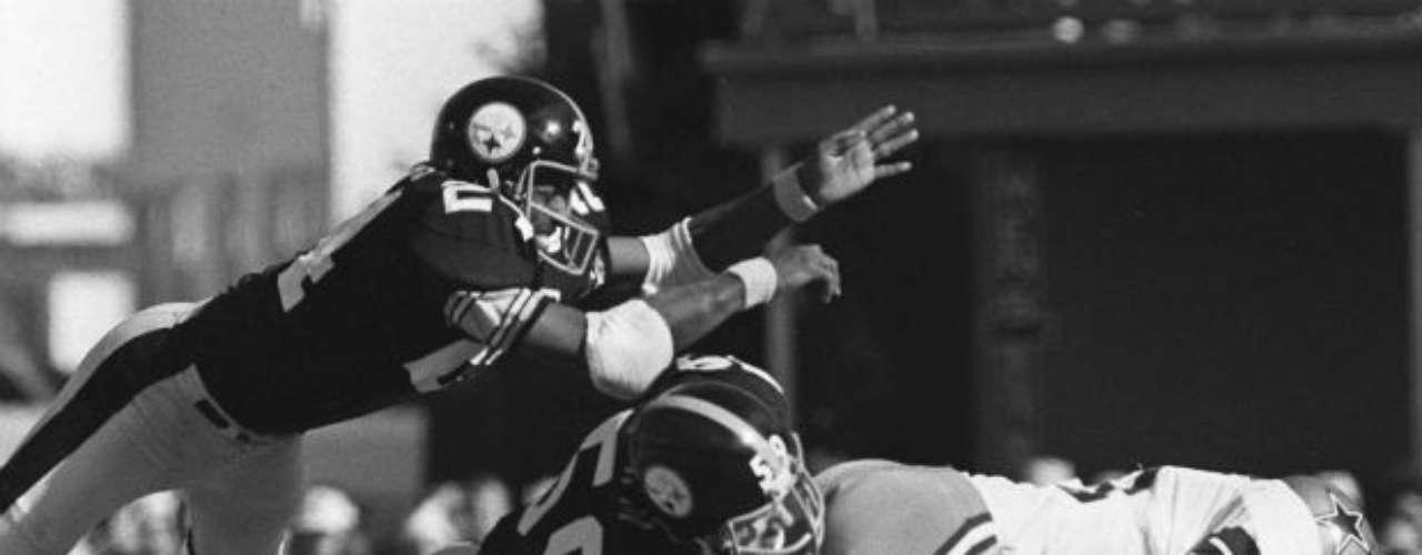 Pittsburgh Steelers y Dallas Cowboys se enfrentarían por primera vez en un  Super Bowl. Los de negro y amarillo se impusieron 21-17 en la edición X.