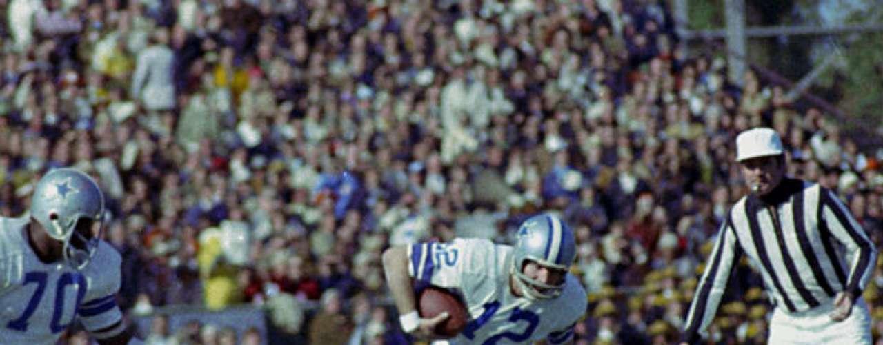Dallas Cowboys ganaría su primer Super Bowl al doblegar 24-3 a Miami Dolphins en la edición VI.