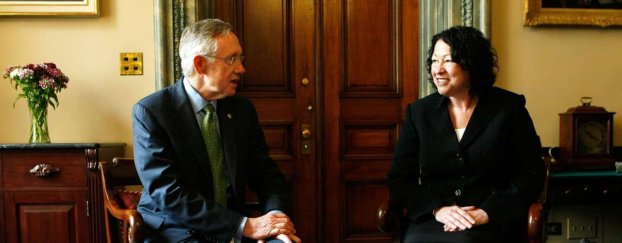 El público le hizo preguntas, y Sotomayor hizo gala de su humor. \