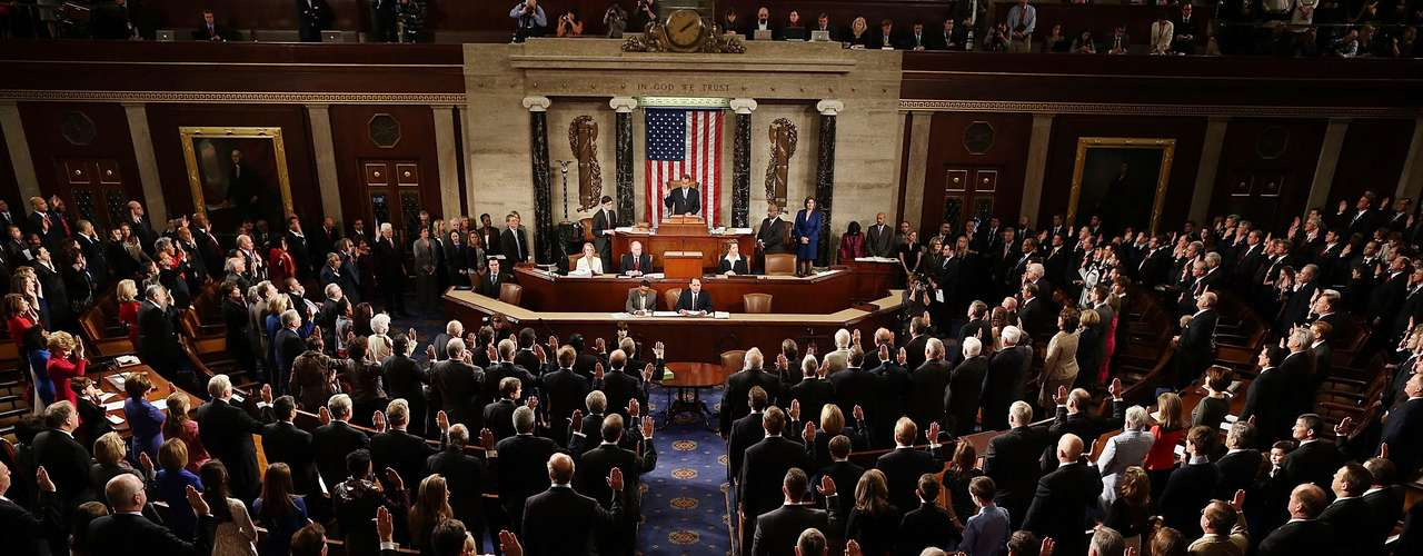 Divided Congress - In the first place, Obama presides over a divided Congress, just as he did for much of his first term. The Republicans control the House, while the Democrats are the majority in the Senate.