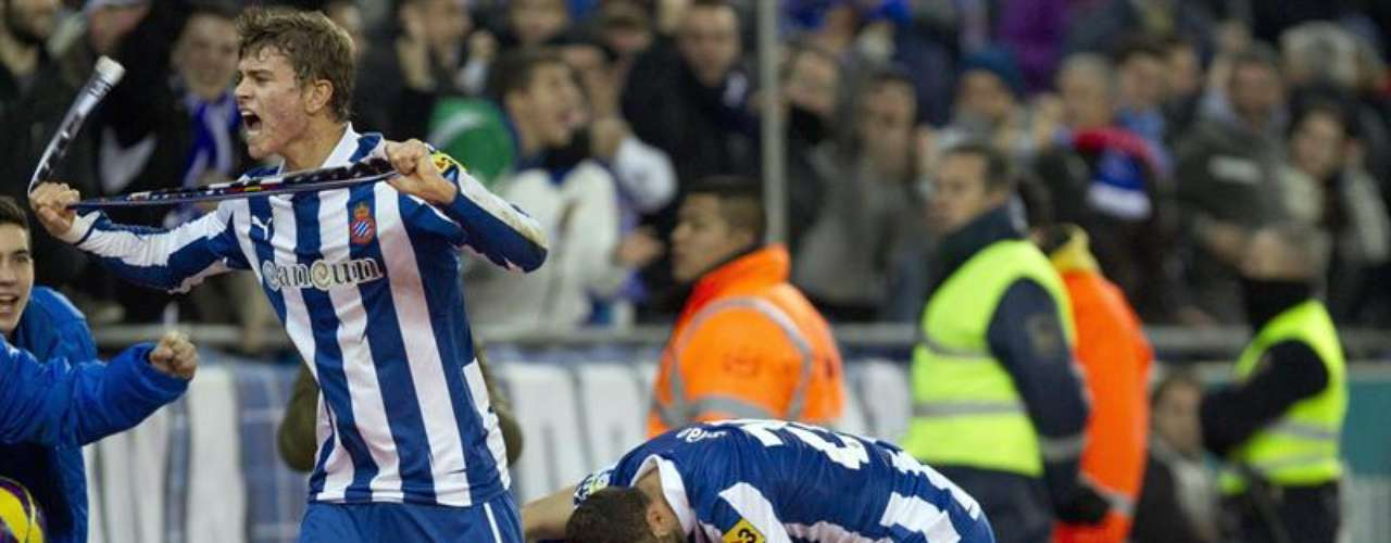 Espanyol beat Mallorca 3-2 at home to stay in 14th place, with 21 points.