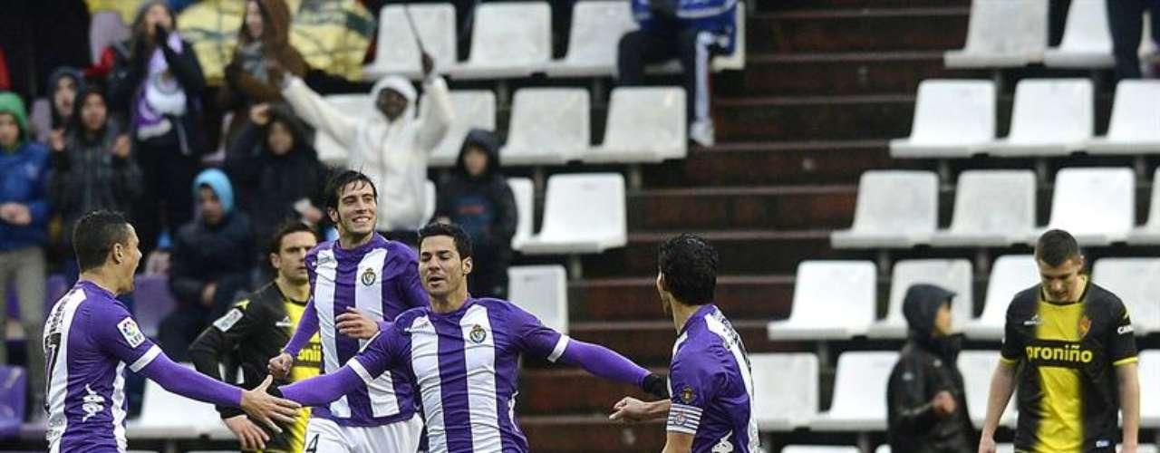 Valladolid took advantage of Zaragoza with a win (2-0).