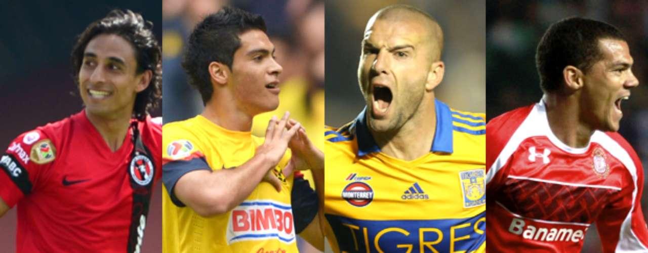 Descubre el Once Ideal de la Jornada3 del Clausura 2012