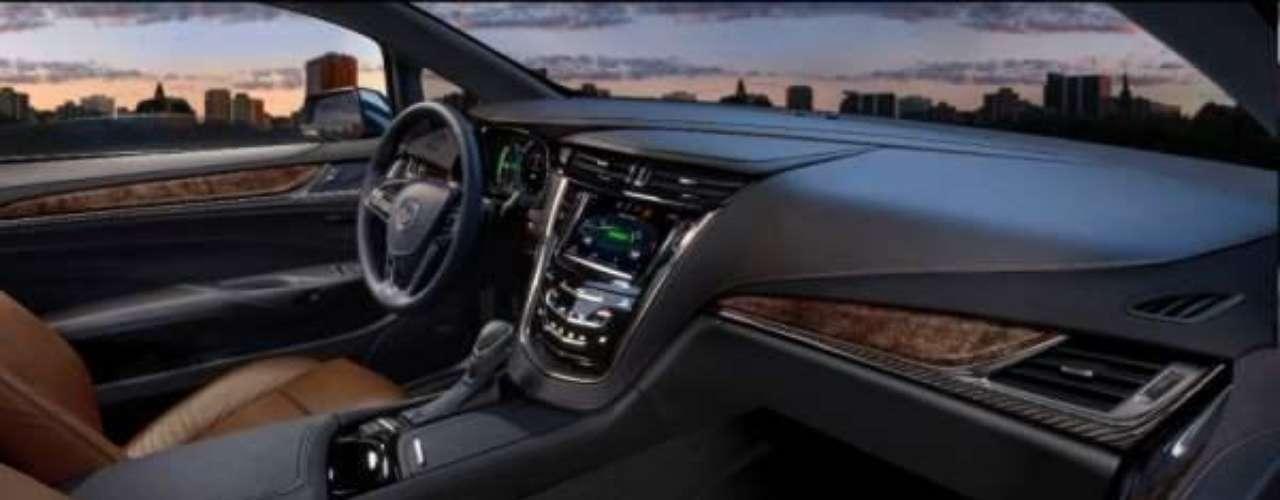 Foto Cadillac ELR 2014