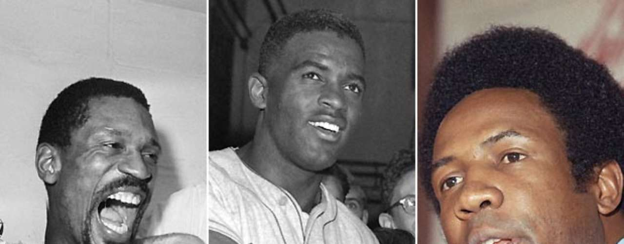 On this, Martin Luther King Jr.'s birthday, we take a look back at some African-American pioneers in sports who were proof of King's enduring message: That all men were created equal, and these men helped prove that African-Americans should not be judged solely by the color of the skin, but by the content of their character.