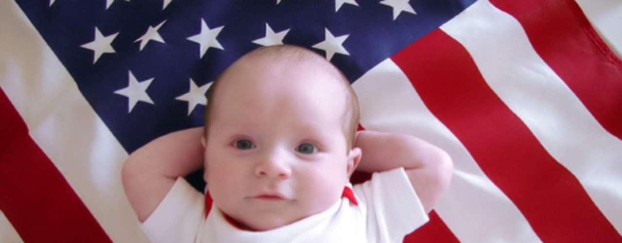 Barack Obama acaba de jurar su segundo mandato presidencial y celebramos esta nueva fase reconociendo los nombres de presidentes que muchos padres escogen para sus recién nacidos, quizá inspirados en sus líderes o con la esperanza de que su bebé se convierta en un adulto 'presidenciable'.