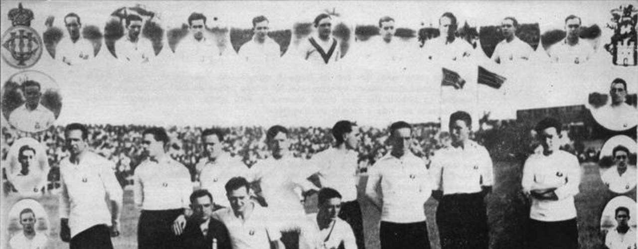 Real Unión ganó cuatro de las cinco Finales que disputó; la última, en 1927.