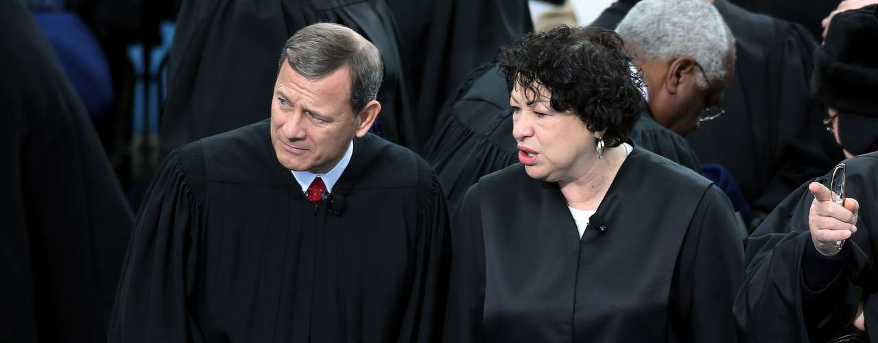 Meanwhile, among the Latino public figuresin attendance was Judge Sonia Sotomayor, the first Hispanic to sit on the U.S. Supreme Court. The Puerto Rican judge is in vogue after publishing her memoirs.