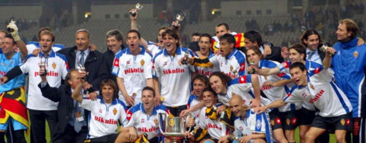 Zaragoza ha triunfado en seis de las 11 Finales que ha jugado; en 2004 celebraron por última vez.