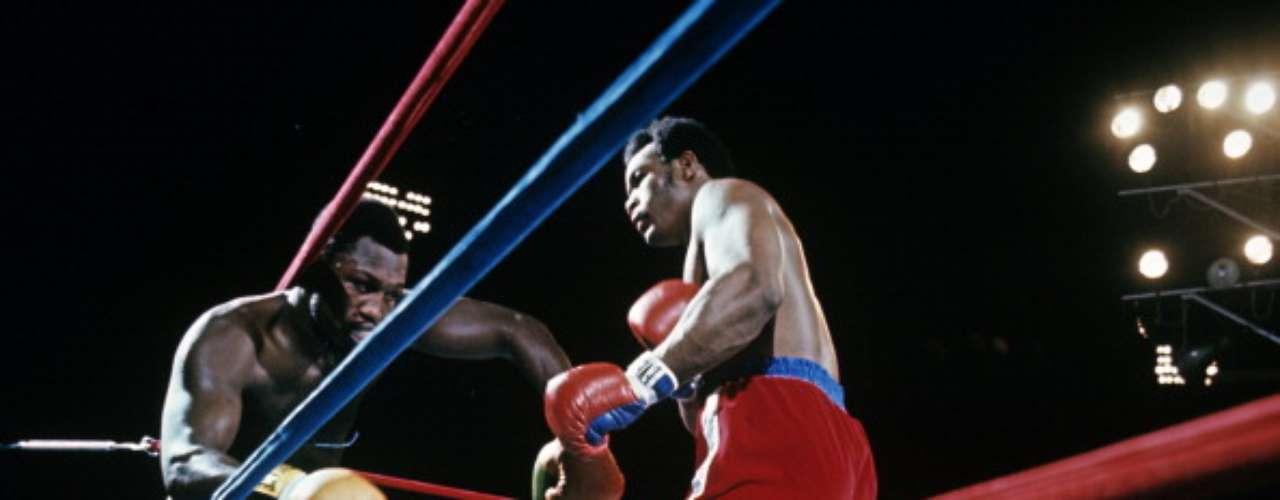 De esa manera, Foreman se convirtió en campeón, pero con una imagen que poco le ayudó, pues era la de un tipo agresivo y antisocial.