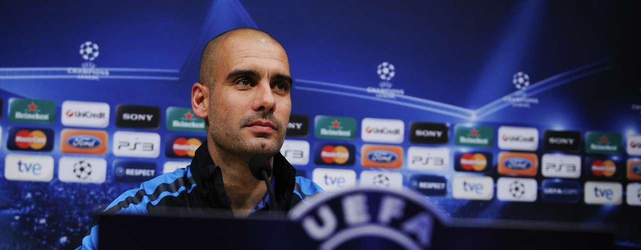 Pep Guardiola será el nuevo técnico del Bayern Munich y tendrá la misión de defender el título de la Champions League