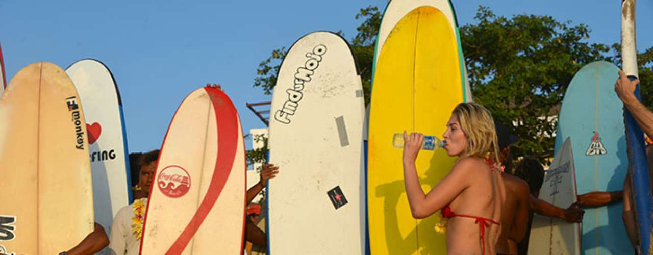 Bali es el destino turístico más internacional de Indonesia. Con hermosas playas soleadas y aptas para practicar el surfing. (Fuentes: Agencias)