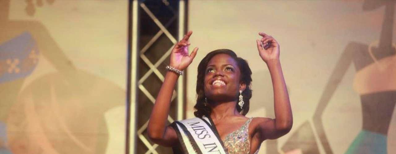 Ella es Sharie De Castro, la joven mujer que representará al paraíso del caribe en el próximo certamen de Miss Universo 2013.